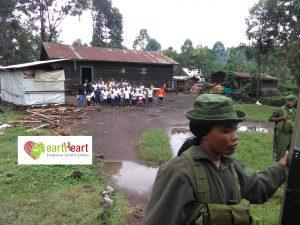 Rangers del parco del Virunga